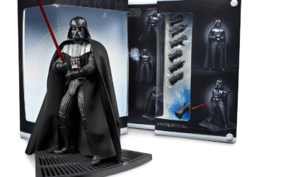 "Hasbro launches pre-orders for ""Hyperreal"" Darth Vader Figure"