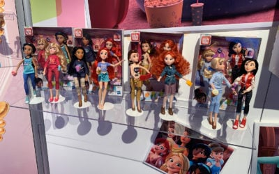 Toy Fair 2019: Hasbro Disney Princess, Frozen II, Descendants 3, Toy Story 4