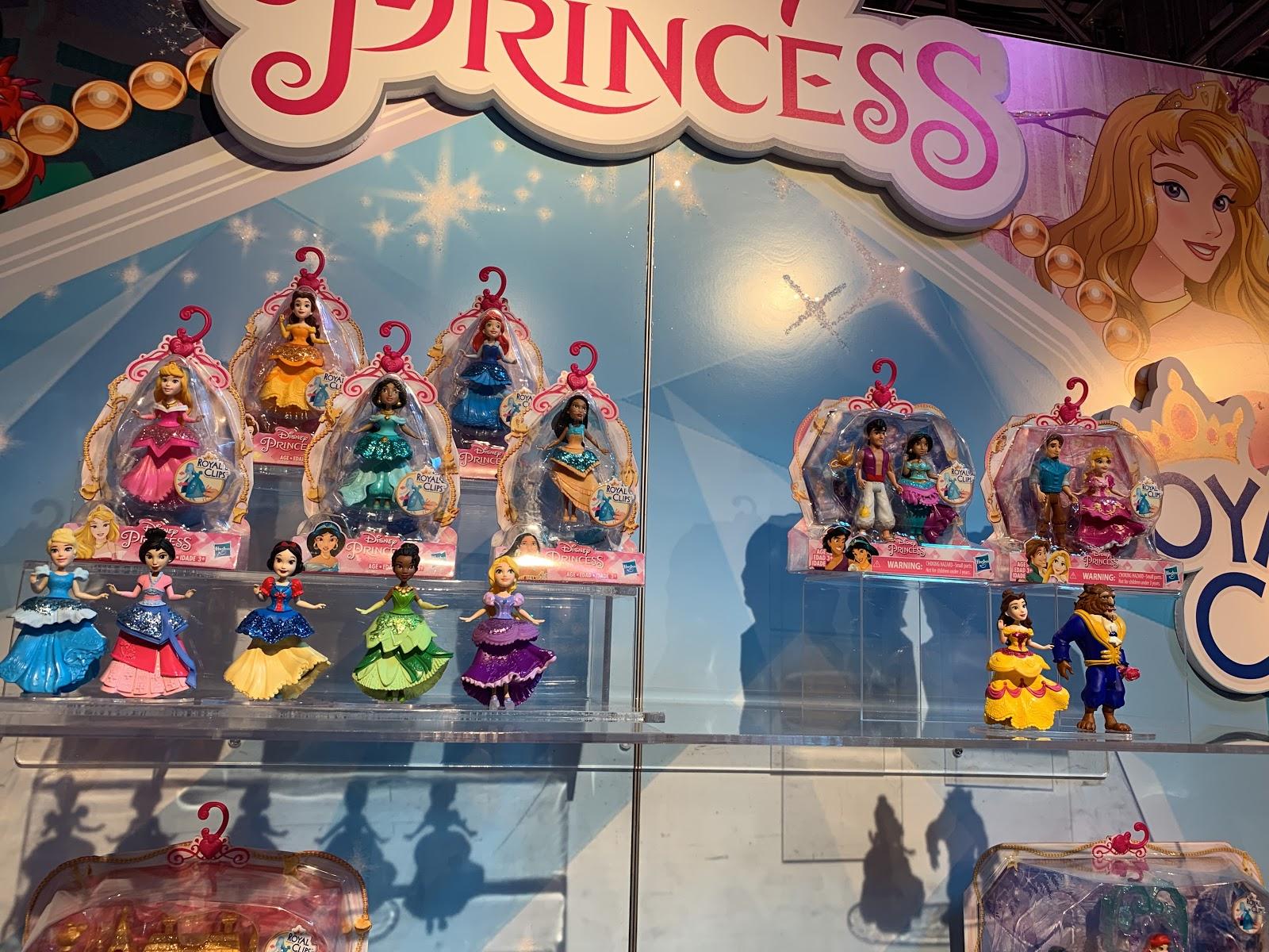 Toy Fair 2019 Hasbro Disney Princess Frozen Ii