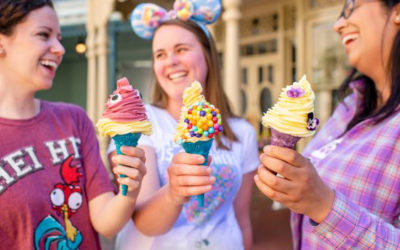 Hei Hei Cone and Other Colorful Goodies Coming Soon to Magic Kingdom