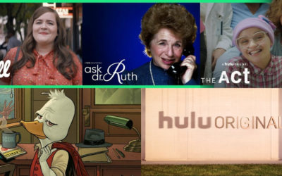 Hulu Announces Premiere Dates and Series Pickups at Television Critics Association Winter Tour