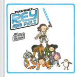 "Illustrator Jeffrey Brown Discusses the Making of New Star Wars Children's Book ""Rey and Pals"""