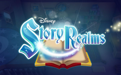 Kuato Studios Launches Interactive Disney Story Realms App