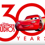 "Larry the Cable Guy Reveals New Disney's Hollywood Studios 30th Anniversary Logos with ""Cars"" Characters"