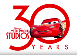 """Larry the Cable Guy Reveals New Disney's Hollywood Studios 30th Anniversary Logos with """"Cars"""" Characters"""