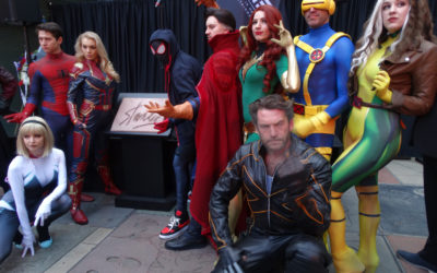 Life of Stan Lee Celebrated by Hollywood and Comics Industry at Star-Studded Tribute Event