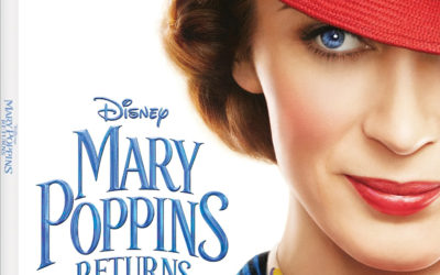 """Mary Poppins Returns"" Coming to Home Release This March"