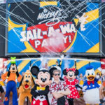 Mickey's Sail-A-Wave Party Coming to Select Disney Cruise Line Sailings