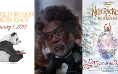 "Morgan Freeman Reads ""The Dance of the Realms"" for World Read Aloud Day"
