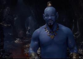 "New ""Aladdin"" TV Spot Reveals Blue Genie"