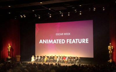Oscar-Nominated Animated Feature Filmmakers Gather in Beverly Hills for Academy Panel Discussions