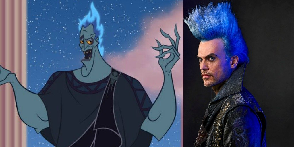 People Shares First Look at Cheyenne Jackson's Hades in