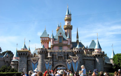 "PETA Names Disneyland ""America's Most Vegan-Friendly Amusement Park"""