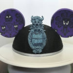 Redditor Shares Look at Spooktacular Handmade Haunted Mansion Ears