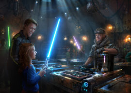 Shops and Restaurants Revealed for Star Wars: Galaxy's Edge at Disney Parks