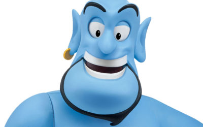 "Toy Fair 2019: Interactive Genie from Disney's ""Aladdin"" Revealed by Playmates"
