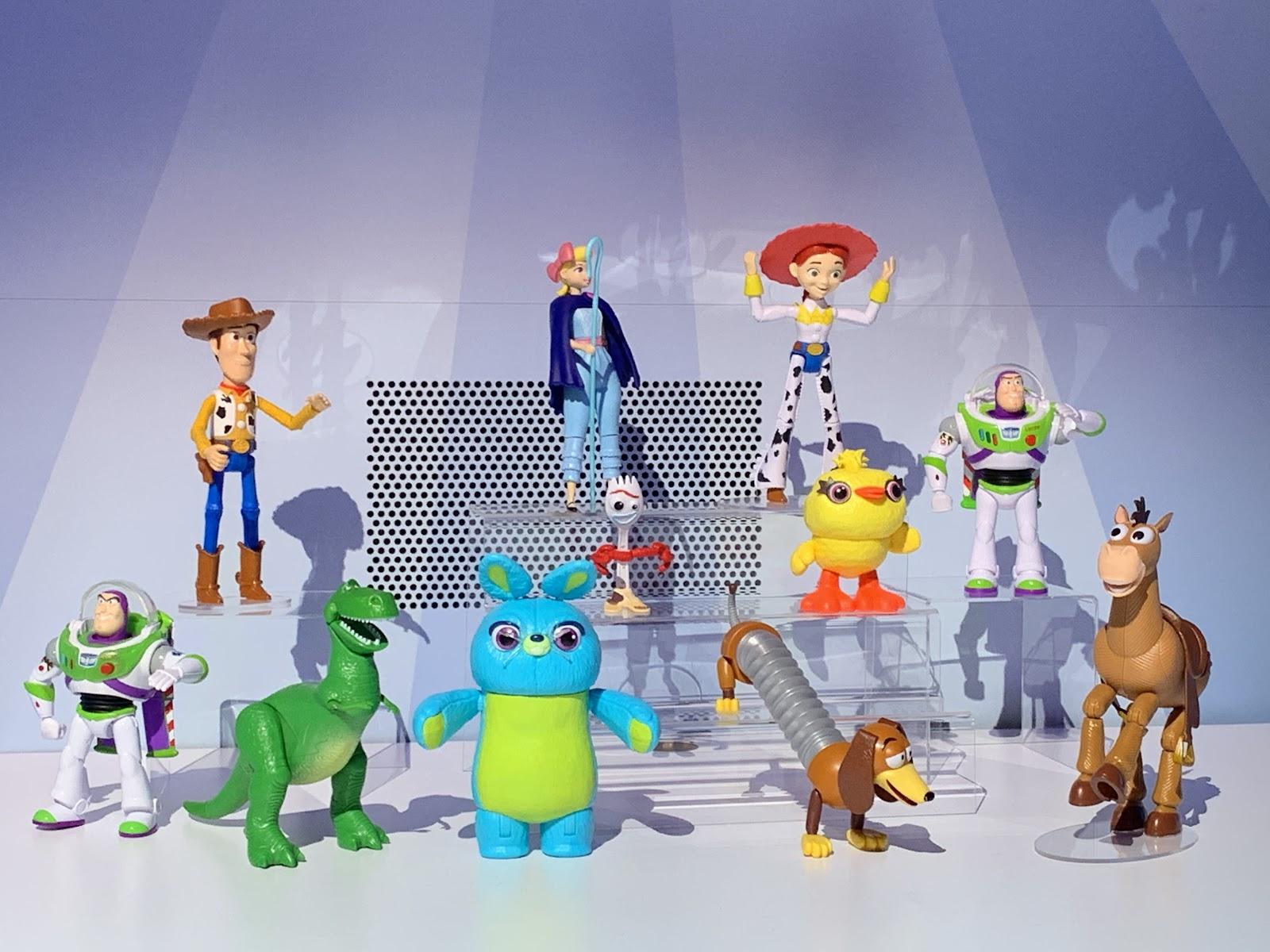 Toy Fair 2019: Mattel (Toy Story 4, Cars, Frozen, Barbie