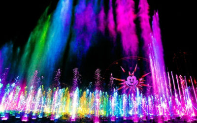World of Color Dining Packages Back on Sale for Show's Return this Month