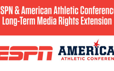 ESPN & American Athletic Conference Reach Long-Term Extension