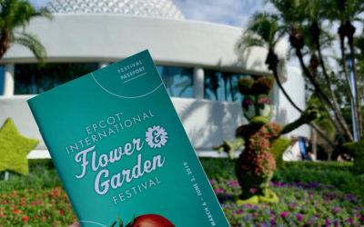 2019 Epcot International Flower & Garden Preview