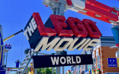 LEGOLAND Florida Just Got Awesome-er With The LEGO MOVIE WORLD