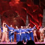 A Five Genie Celebration Held to Celebrate Aladdin Anniversary