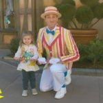 "Adorable Video Show Bert From ""Mary Poppins"" Dancing with a Young Guest"