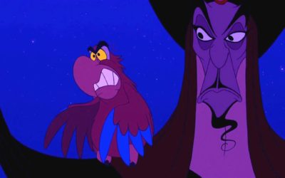 "Alan Tudyk to Voice Iago in Disney's Live-Action ""Aladdin"""