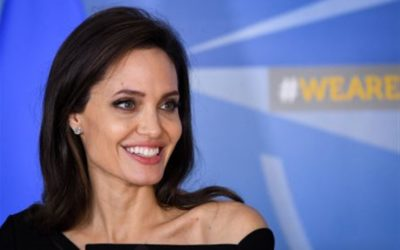 "Angelina Jolie Reportedly in Talks to Join Cast of Marvel's ""The Eternals"""