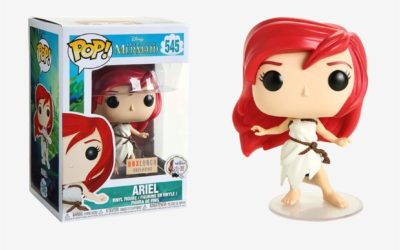 "BoxLunch Celebrates 30 Years of ""The Little Mermaid"" with New Collection"