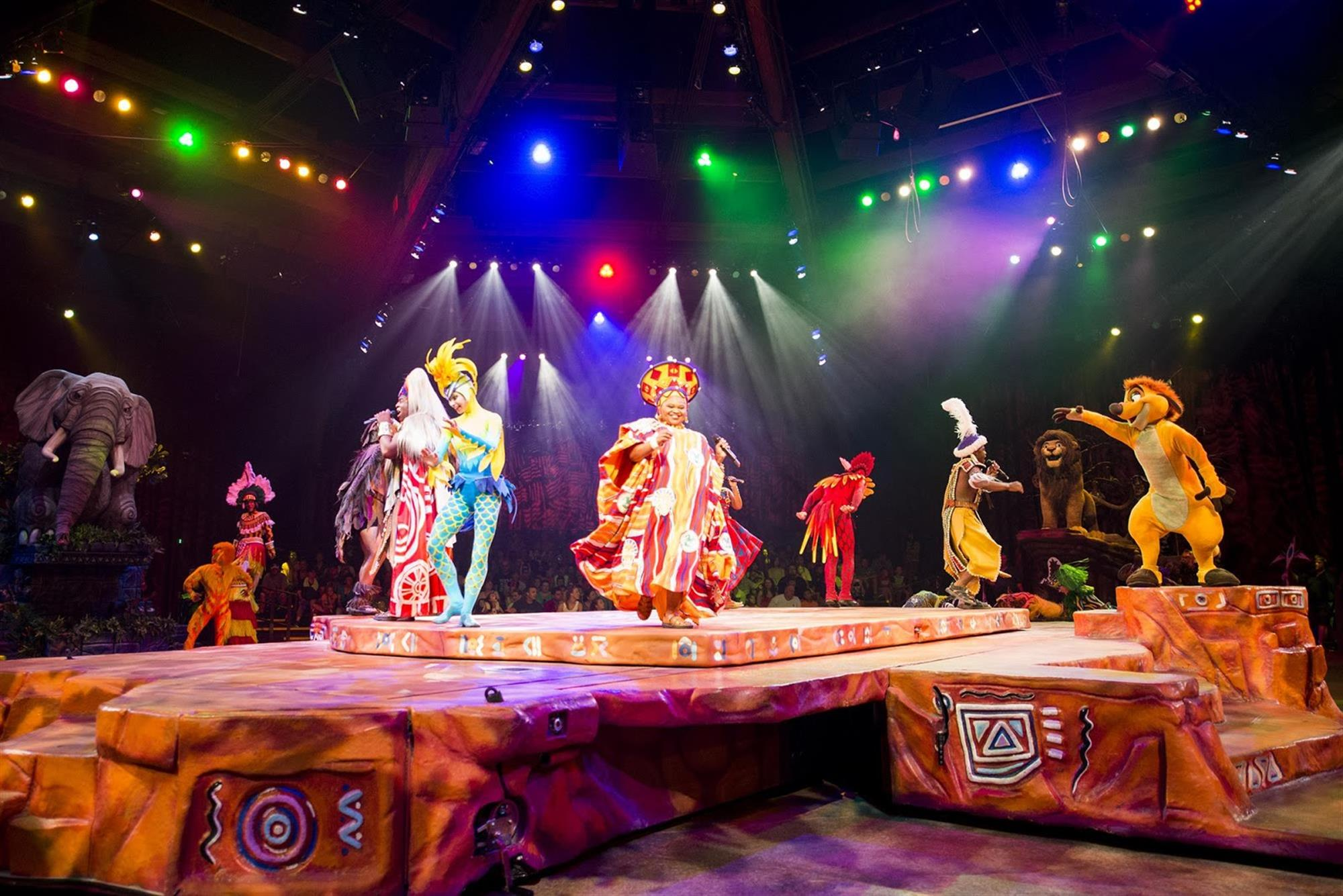 Image result for festival of the lion king laughingplace