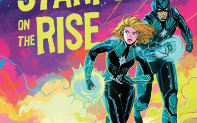 "Book Review - ""Captain Marvel: Starforce on the Rise"""