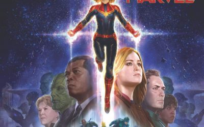 "Book Review: ""The Art of Captain Marvel"" Details Character and Location Design for Marvel Studios' Latest Smash Hit"