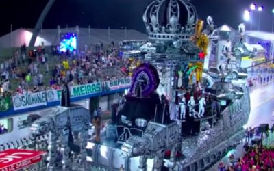 Brazilian Star Wars-Themed Parade Float Proves to be Impressive, Most Impressive