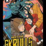 """Comic Review – """"Meet The Skrulls #1"""""""