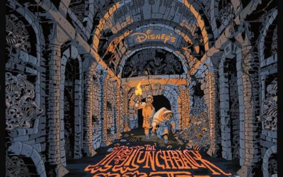 "Cyclops Print Works Reveals Limited Edition ""Hunchback of Notre Dame"" Print"