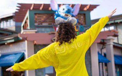 """Dapper Yellow"" Spirit Jersey Coming to World of Disney at Disney Springs"