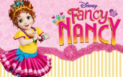 "Disney Junior's ""Fancy Nancy"" Coming to Disney's Hollywood Studios and Disney California Adventure"