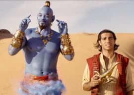 """Disney Releases New Official Trailer for """"Aladdin"""""""