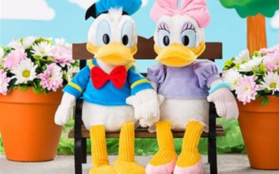 Scentsy Adds Donald, Daisy, and Bambi to the Disney Collection