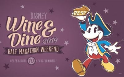 Disney's Wine & Dine Half Marathon Weekend Celebrating 10th Anniversary with 2019 Event