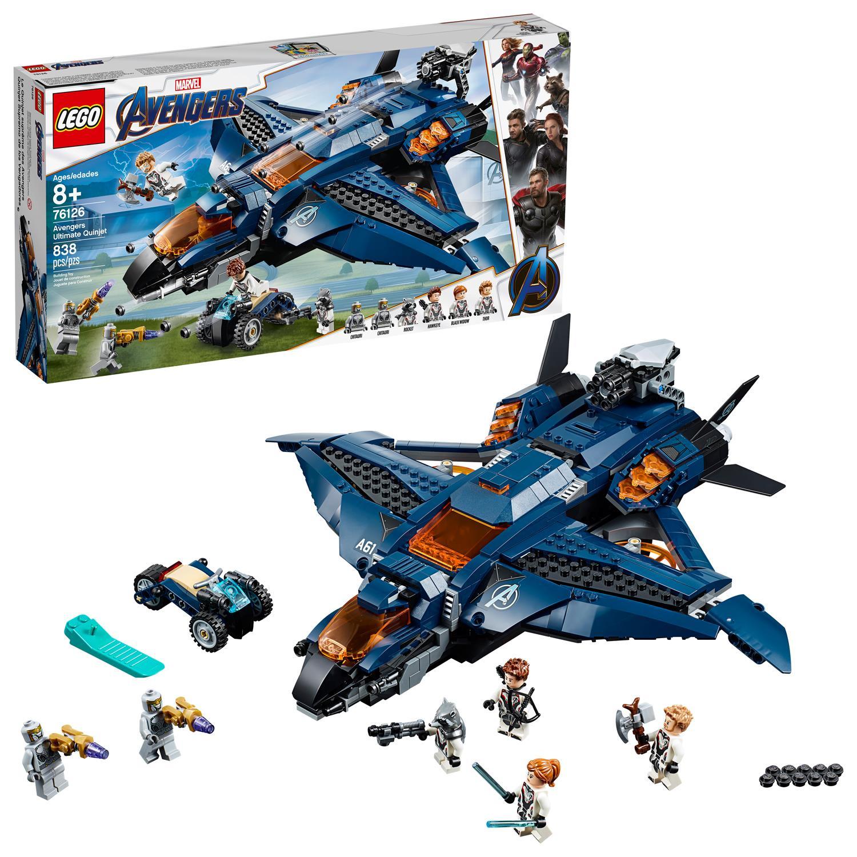 """""""Avengers: Endgame"""" LEGO Sets Revealed, Available"""