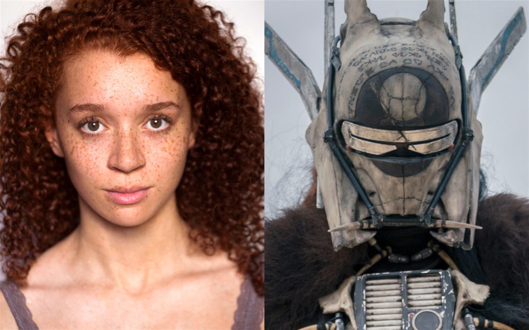 Enfys Nest actor Erin Kellyman.