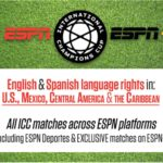 ESPN Announces Multi-Year Extension for International Champions Cup