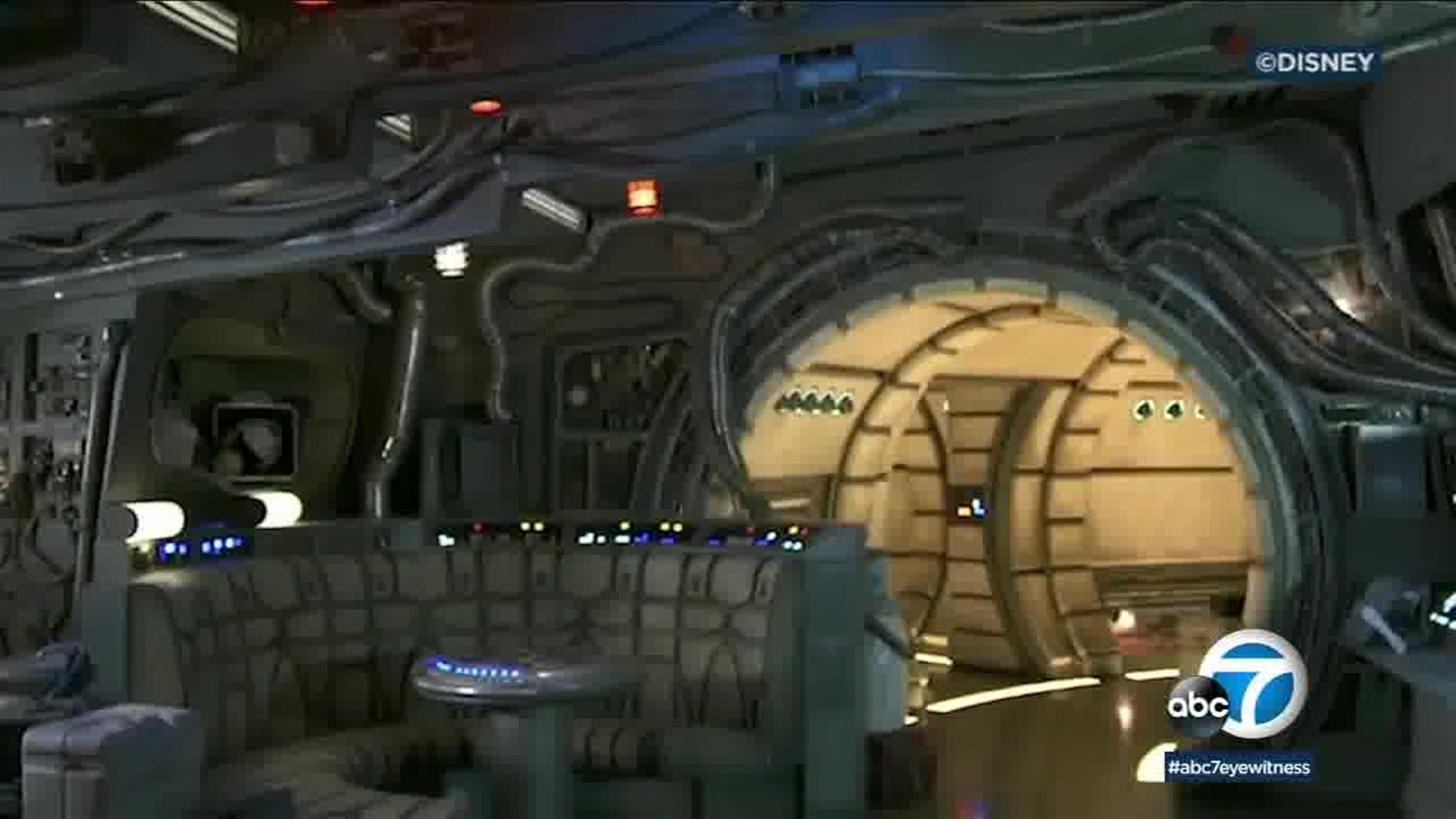 One of the most famous and memorable scenes in the original Star Wars movie takes place in this section of the Falcon's living quarters, which features a Dejarik (or Holochess) board for the crew's recreation.