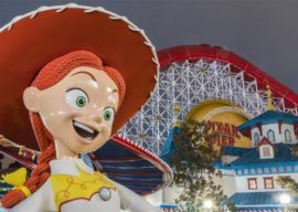 Jessie's Critter Carousel to Open in April at Pixar Pier in Disney California Adventure