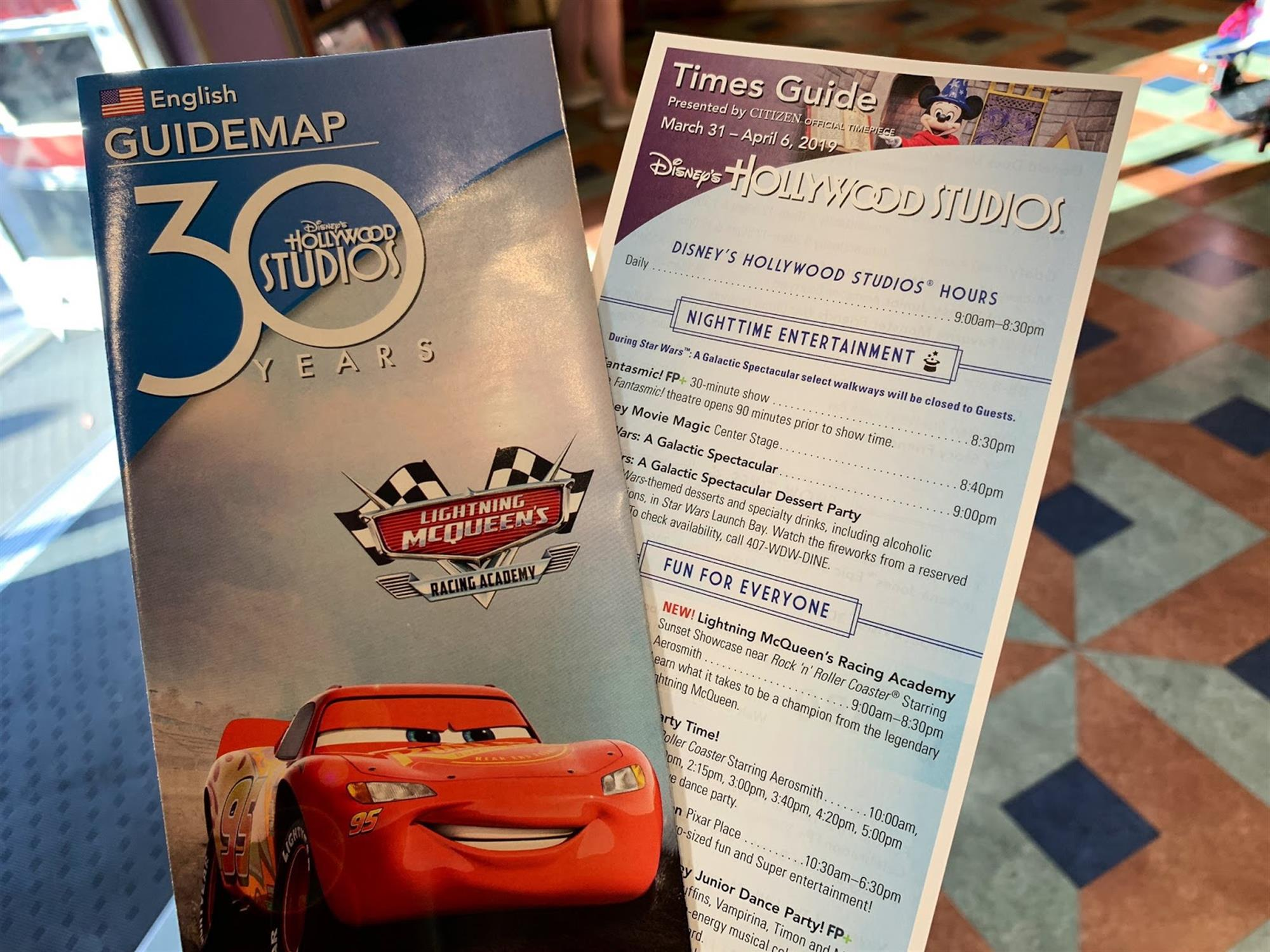 Lightning Mcqueen Racing Academy At Disney S Hollywood Studios Laughingplace Com