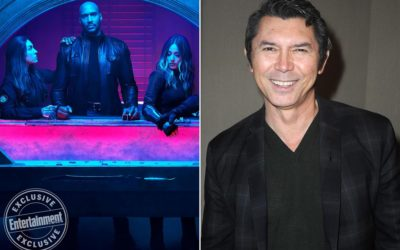 """Lou Diamond Phillips to Direct Episode of Marvel's """"Agents of S.H.I.E.L.D."""""""