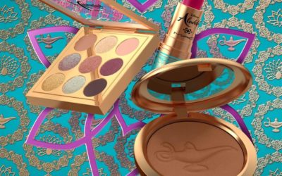 MAC x Disney Aladdin Collection Coming This Spring