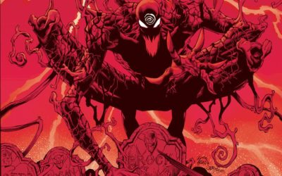 "Marvel Announces ""Absolute Carnage"" Comic Series Coming in August"